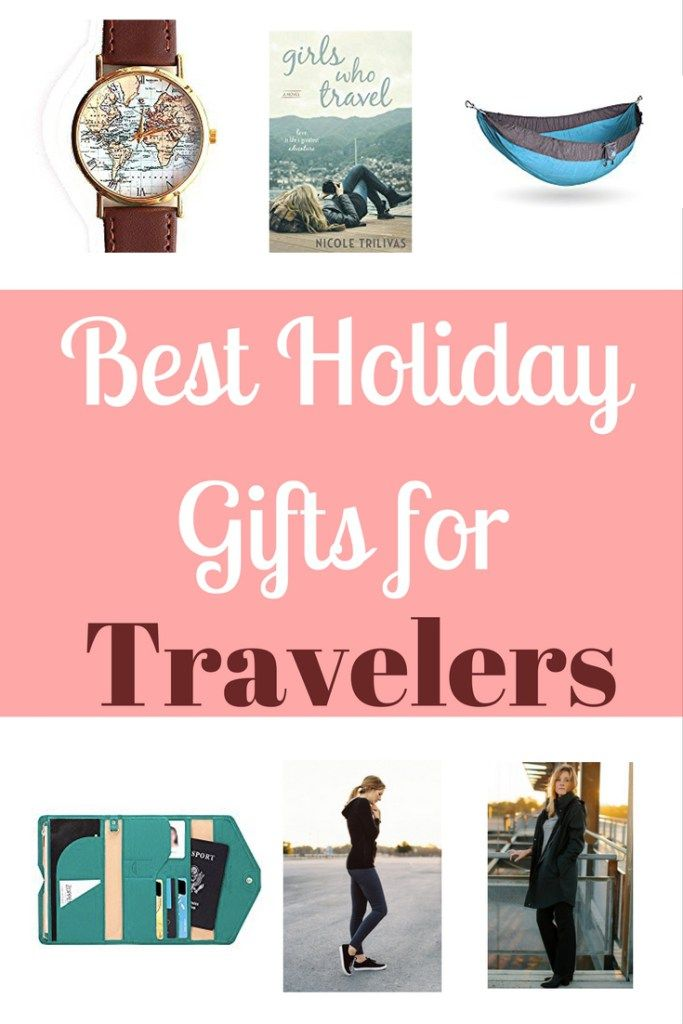Best Gift Ideas for Travelers + A GIVEAWAY!