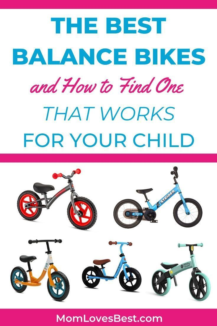 8 Best Balance Bikes 2020 Reviews Balance Bike Kids And