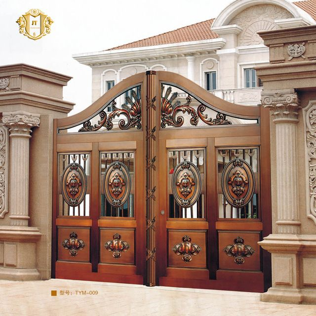 Source 2016 Newest Indian House Main Gate Designs On M