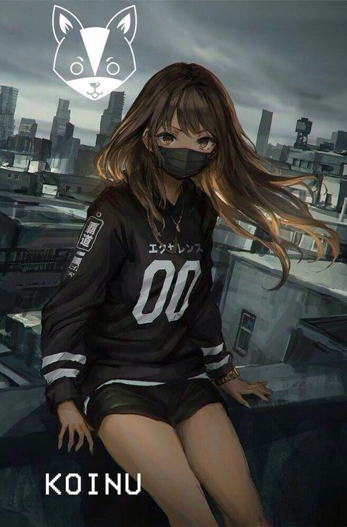 Imagen de anime, anime girl, and background