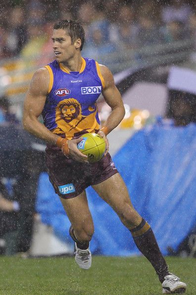 Simon Black from the Brisbane Lions  http://footyboys.com