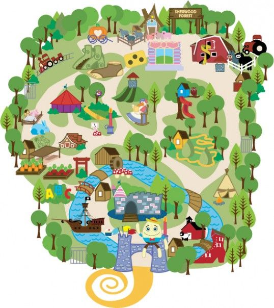 Fairytale Town - this looks cute. Maybe we can get away with going even though we don't have kids...