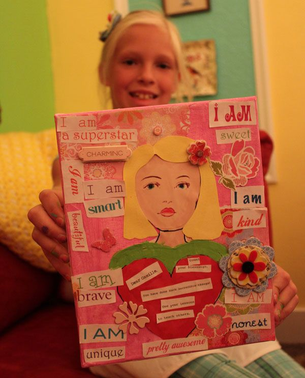 """i am"" boards ... great for teaching adjectives ... character education"