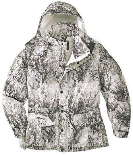 Зимняя армейская военная куртка