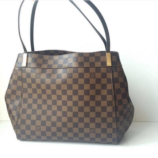 Very excellent LV Marylebone GM Damier Ebene 2013with receipt, tag and dustbag15.5jt