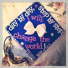 Best Wishes and Congratulations to the Class of 2014! We will miss you:)