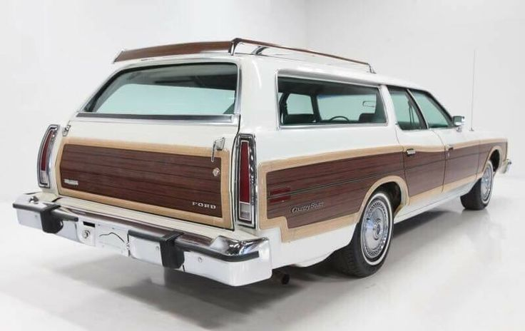 1978 Ford LTD Country Squire.
