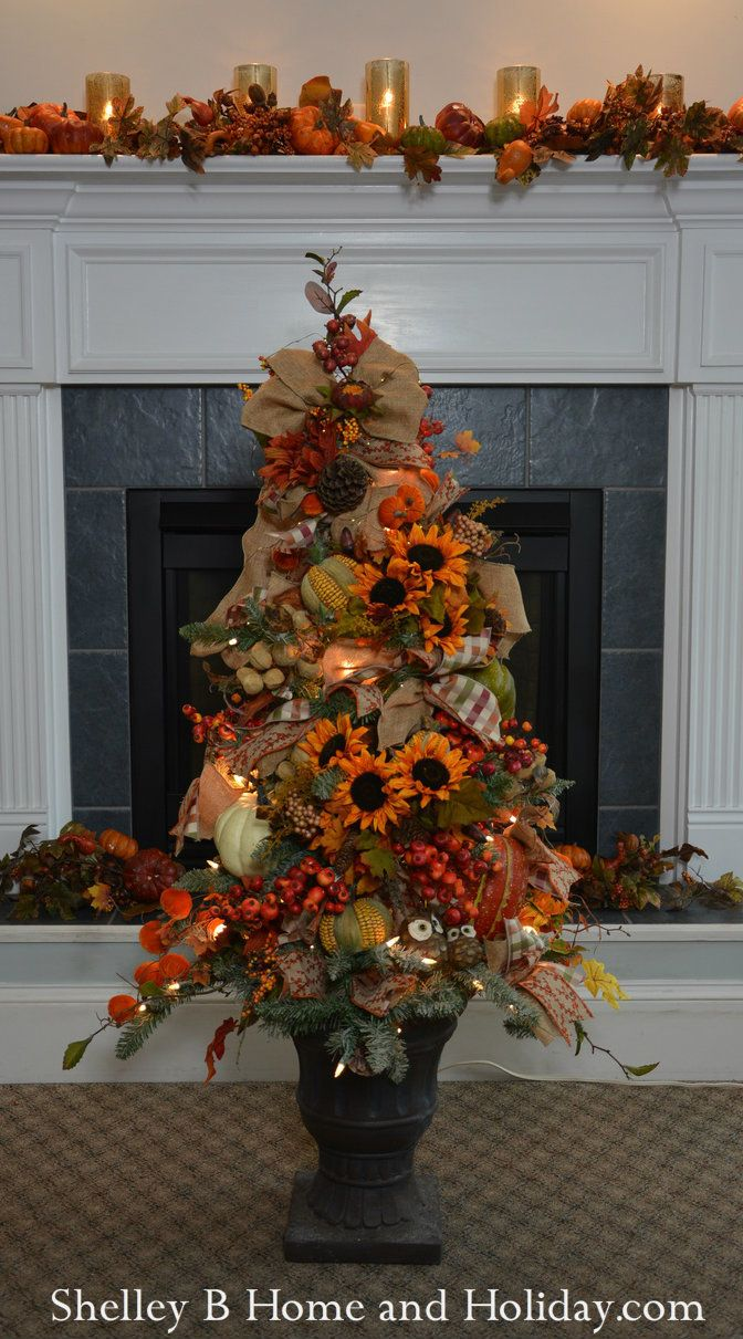 Uncategorized Fall Tree Decorations 25 unique fall tree decorations ideas on pinterest buy everything you need to recreate this 4 ft decorated for is