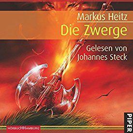 Die Zwerge (Die Zwerge 1)von Markus Heitz, gesprochen von Johannes Steck.Der Beginn der Zwergensaga - eigentlich ein gutes Fantasy-Buch, leider sehr willkürlich gekürzt.