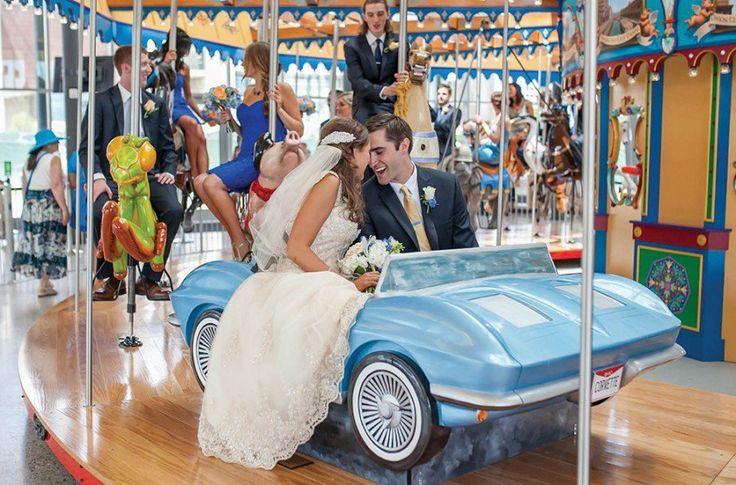 Luna and lou wedding