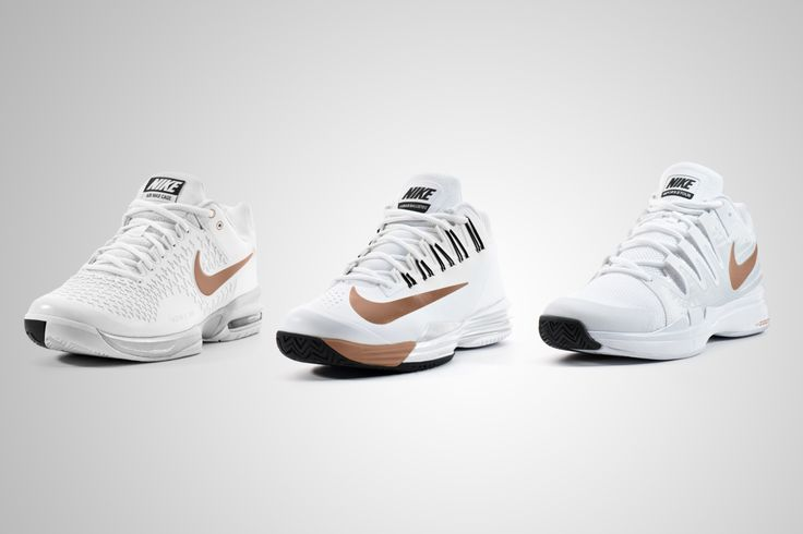 #Nike Tennis 2014 Wimbledon Footwear Collection #sneakers