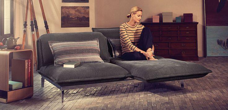 die besten 25 rolf benz sofa ideen auf pinterest benz. Black Bedroom Furniture Sets. Home Design Ideas