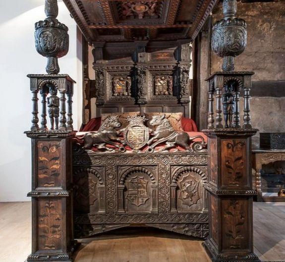 321 besten art baroque gothic victorian renaissance bilder - Steampunk bett ...