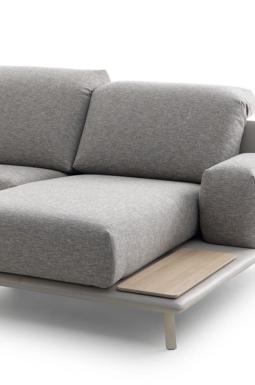 Leolux Paleta sofa - on display in Beaufort Moira, Northern Ireland