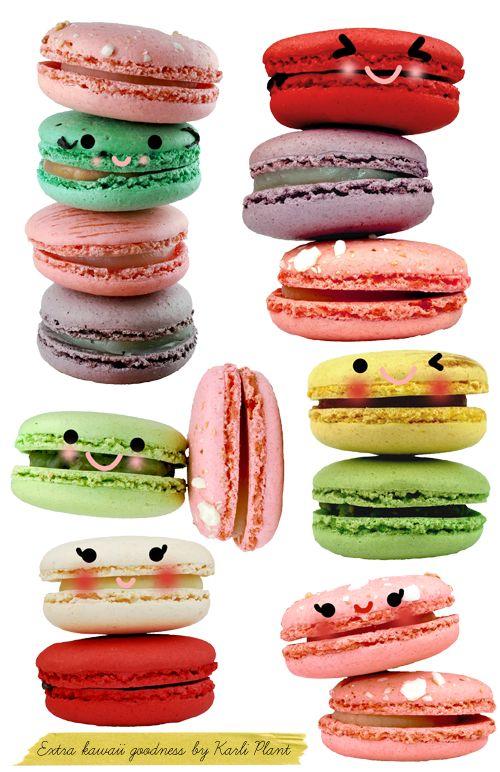 Macarons Clip-art