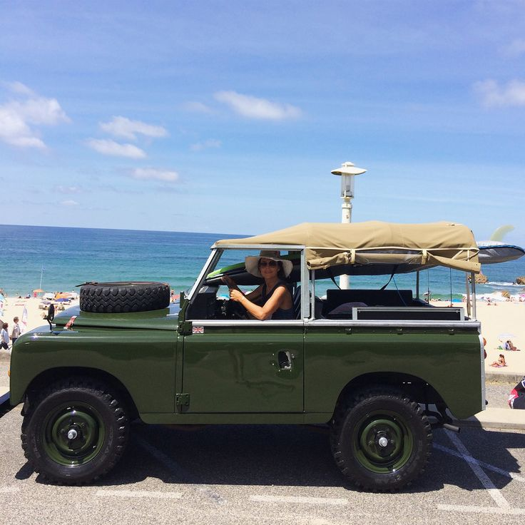 Land Rover Series Bronze Green RG