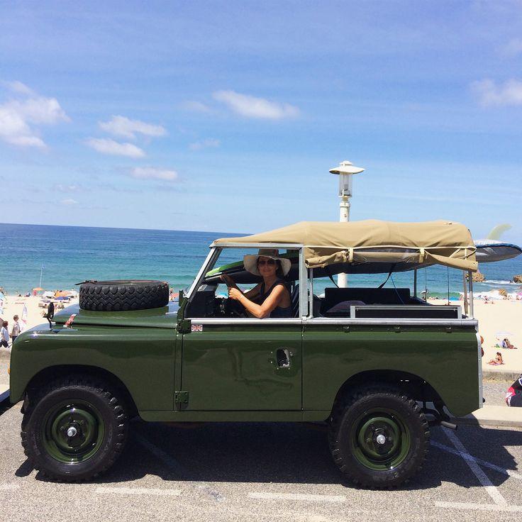 Land Rover Series Bronze Green RG