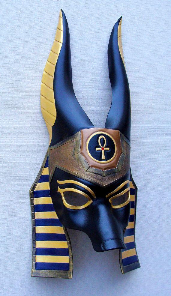 Egyptian Jackal Anubis