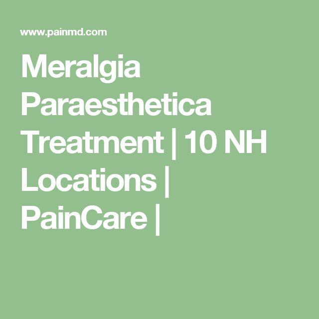 Meralgia Paraesthetica Treatment   10 NH Locations   PainCare  