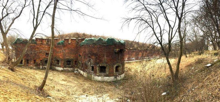 Warszawska Luneta – fort w Twierdzy Kraków