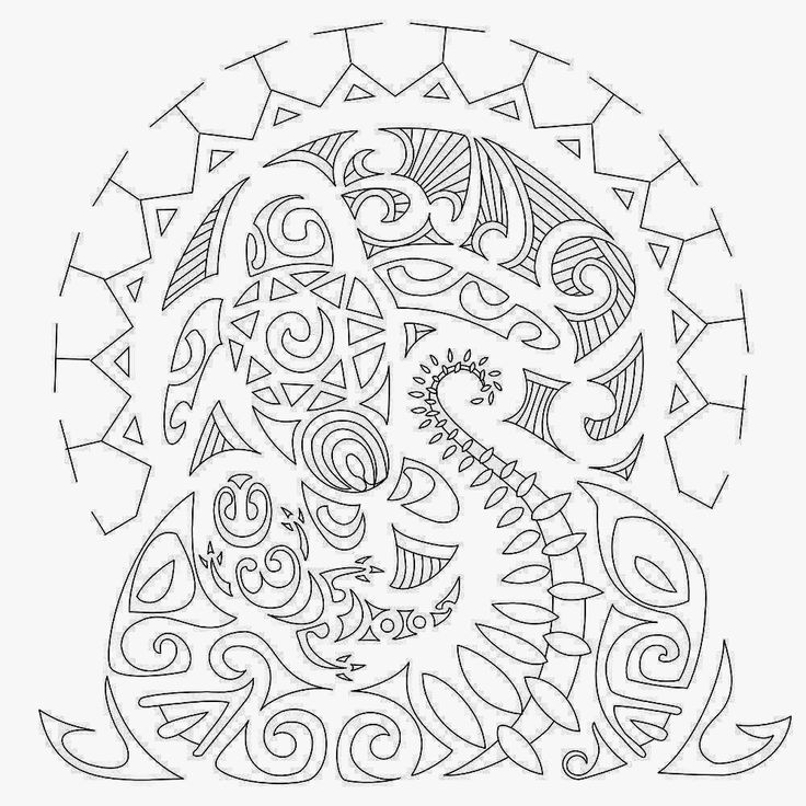 Outline Of Polonisian Sleeve: 44 Best Half Sleeve Tattoo Template Images On Pinterest