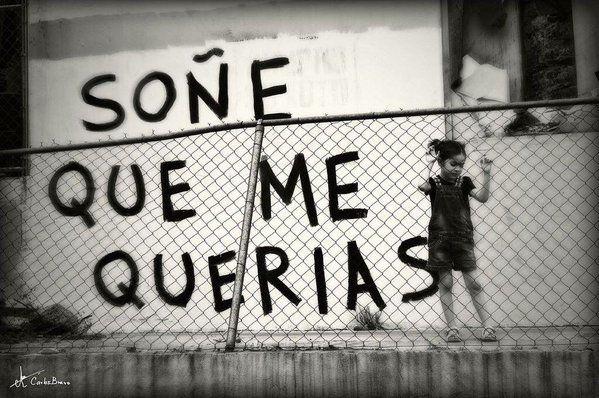 Soñé que me querias #accionpoetica #accion