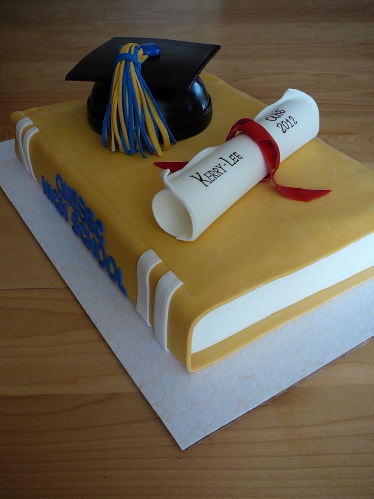 Velvet Cake Decor : 677 best images about Graduation Cakes on Pinterest Grad ...
