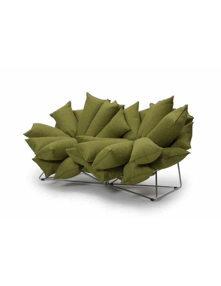 Hanabi sofa, design Yuki Abe.