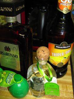 Olive Garden's Italian Margarita Recipe