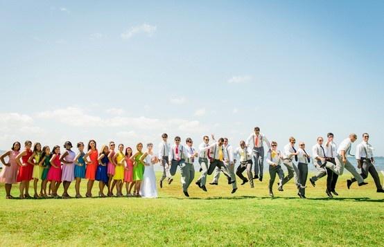 hahahah vamos fazer uma foto dessa pro casamento da Ariiii