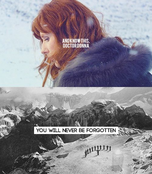 They will never forget, while she can never remember.