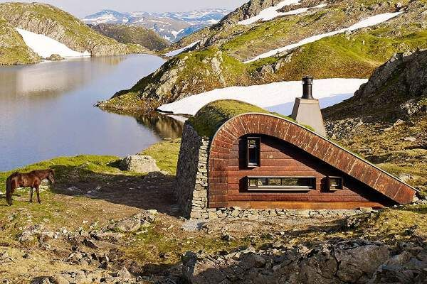 Bjellandsbu - Åkrafjorden kabin unik ditempat terpencil 7