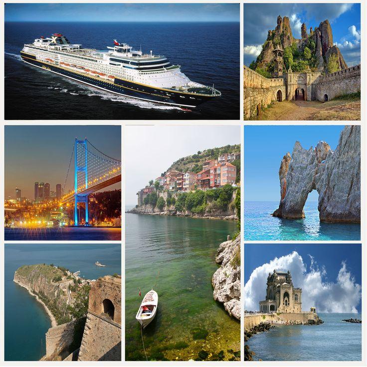 Karadeniz'in Uçsuz Bucaksız, Huzur Veren Denizinde 8 Gece 9 Gün Unutulmaz Bir Gezi Sizleri Bekliyor. Bulgaristan, Romanya, Amasra, Skiathos, Nauplion. Yüzen Şehirlerimizle, Bu Muhteşem Yerlerin Tarihi ve Kültürel Yapılarını Ziyaret Edeceğiz.  Ayda 277 TL Taksitle Muhteşem Karadeniz Seyahatine Katılmak İster misiniz ? Cevabınız Evet ise Bilgi için Aşağıdaki Link'e Tıklayabilirsiniz.   http://outgoing.turaturizm.com/index/detay/83/1126/12196/10/14/celebrity-constellation-karadeniz/