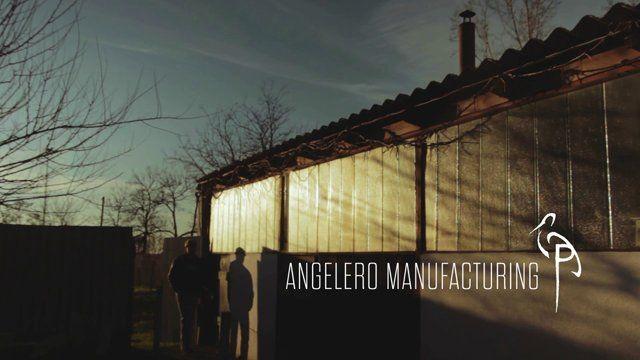 Short film about a knife maker. Visit his page at: https://www.facebook.com/pages/Angelero-Manufacturing/275231459303141?sk=timeline