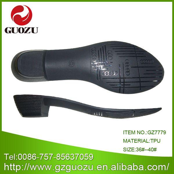 China Shoe Outsole Factory Gz-7779 - China Shoe Outsole, Sole