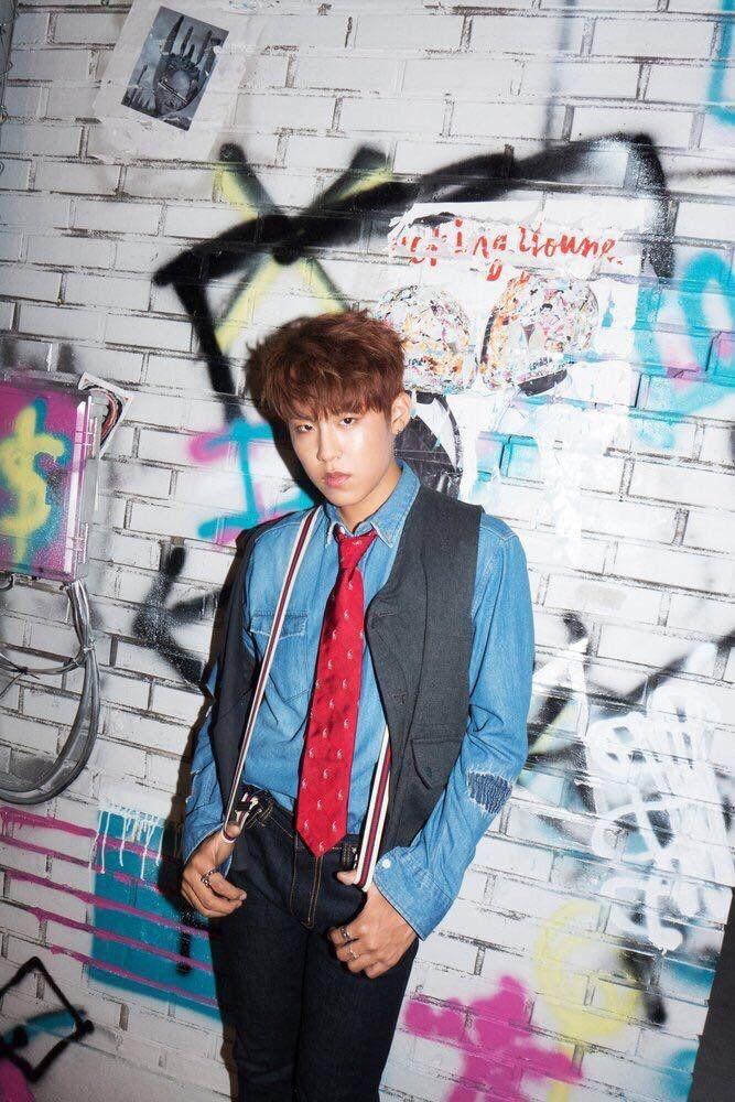 """Wanna One Naver Profile Photo | Woojin """