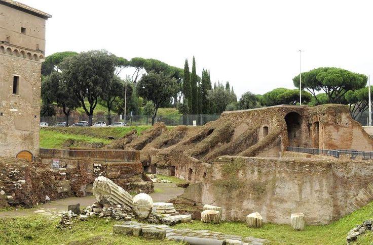 Circo Massimo: visita all'area archeologica. Adesso si può.