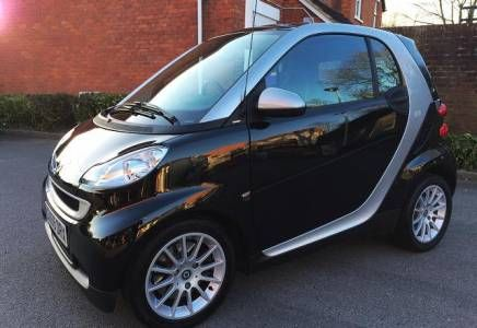 Smart For Two Passion MHD Automatic Price - £2995 Lovely low mileage and full service history with high specification make this a very desirable smart car!