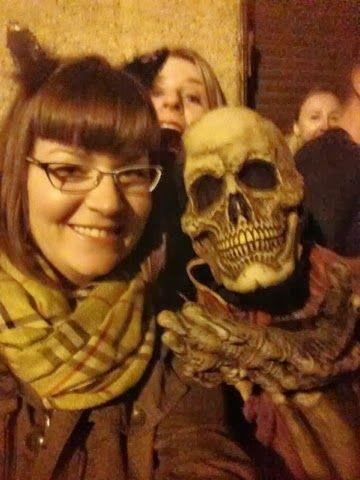 Christine Turpin  : Dunbar haunted house Vancouver