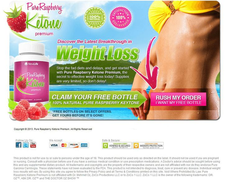When you are preparing to lose your weight, you need to take into consideration taking the Pure Natural Raspberry Ketone Fee.