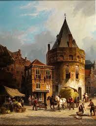 Znalezione obrazy dla zapytania Willem Koekkoek obrazy foto