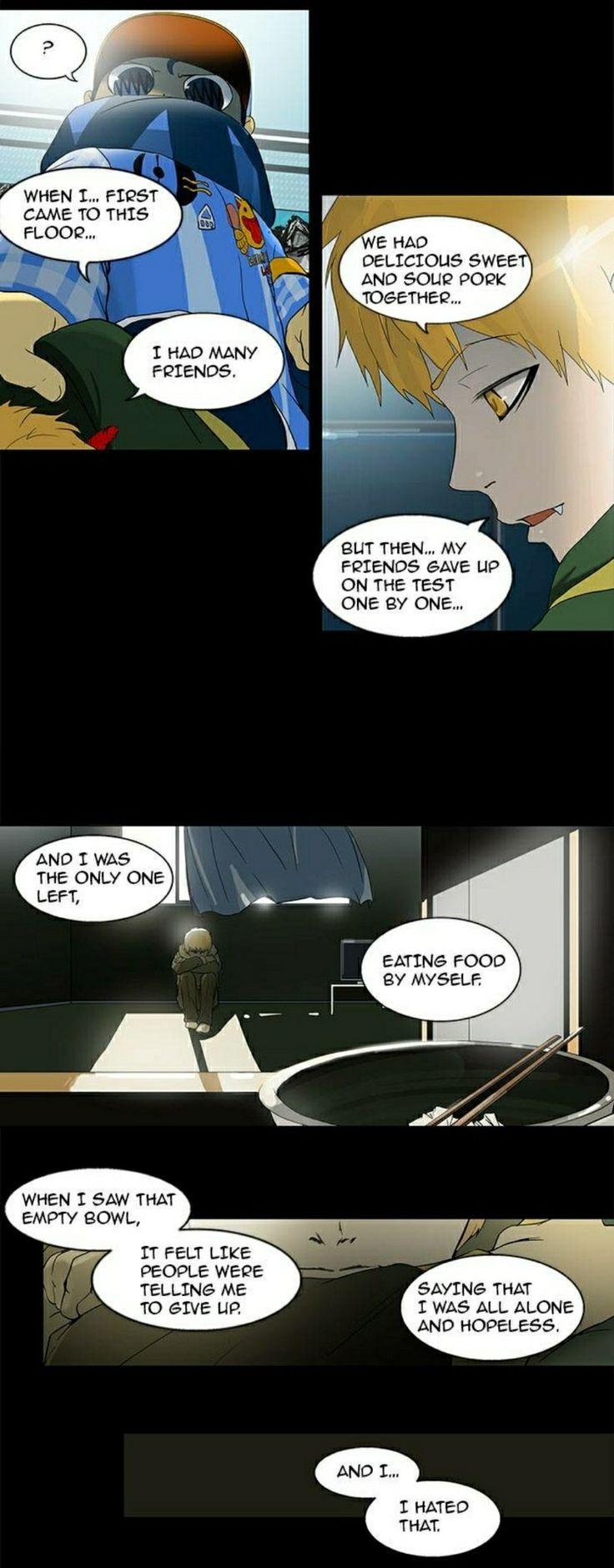 Tower of God Sweet and Sour 3/6 Webtoon, Sour, Tower