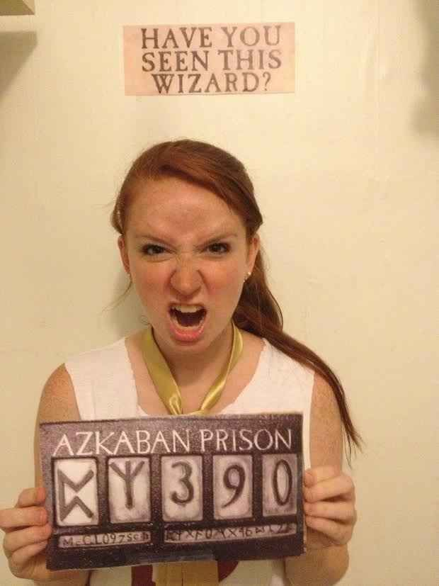 Dejaré esto por aquí para las fans de Harry Potter.