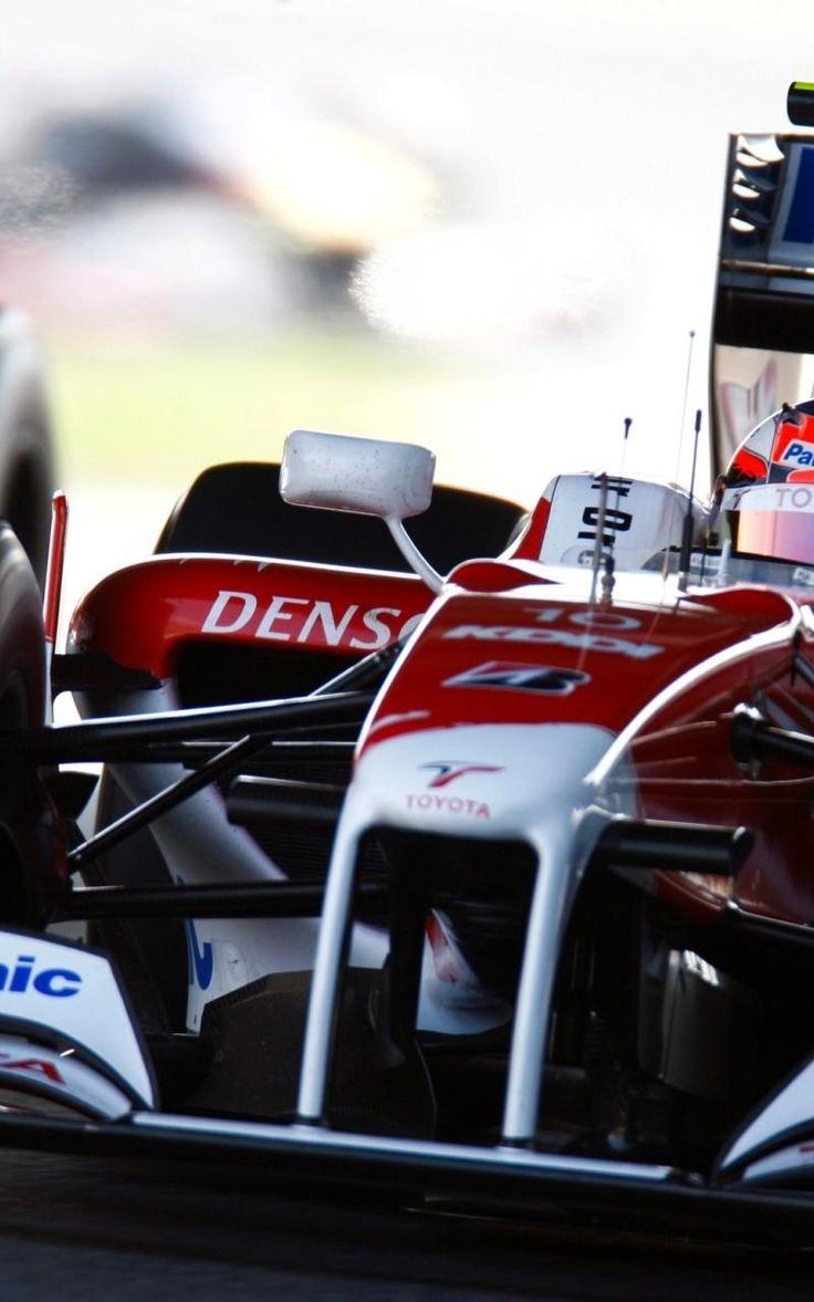 Toyota racing team f1