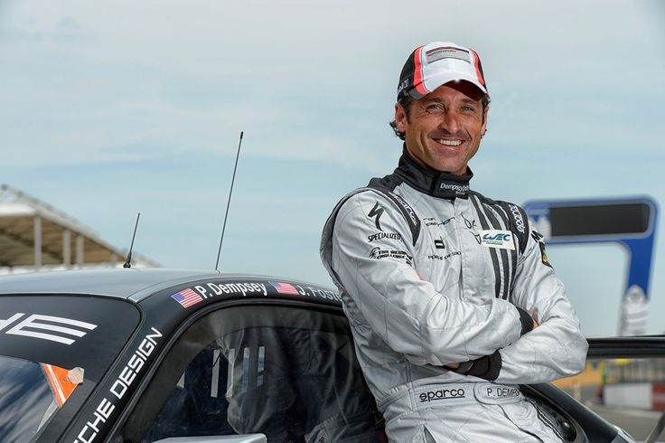 Sneak Preview of Patrick Dempsey: Racing Le Mans