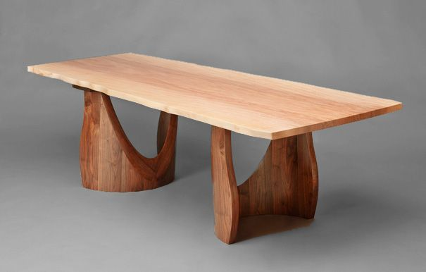 solid wood Modern Furniture italy - Google Search  Projects to Try   Pinterest  Modern, Walnut dining table and Italy