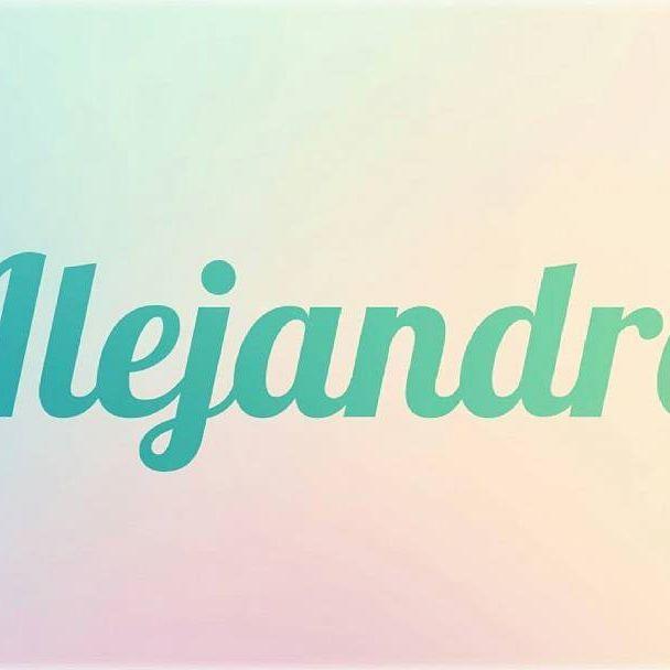 """#MaterniPalabras """"Aquel que protege""""  El significado de los nombres Alejandro y Alejandra junto a sus variaciones... #nombresbebe #Alejandra #Alejandro #Alexandra #Alessandro #Alexander #Alessandra    Imgs: ¿Cómo te llamas?"""