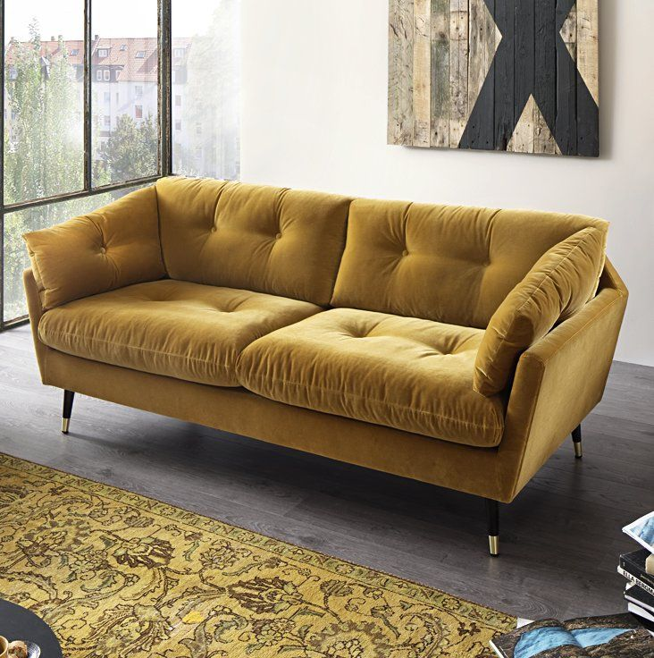 Sofa Calhern In 2019 52a Bedroom Sofa Gray Sofa Couch
