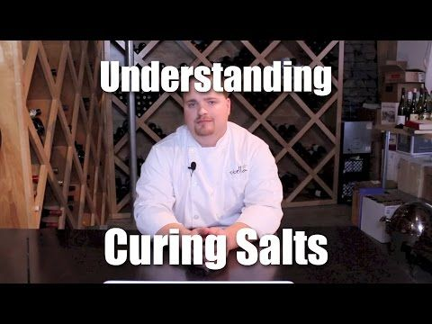 Difference Between Sodium Nitrite, Nitrate & Pink Curing Salt - YouTube