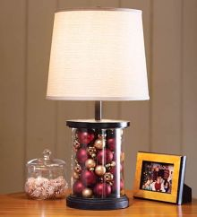 fillable table lamp